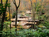 Fallingwater in Fall (Kimages2c) Tags: fallingwater house water trees building architecture
