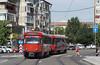 Tatra T4D-MS #42 ex. DVB #224_008 | Oradea (Philip Klug) Tags: tram strasenbahn villamos tatra t4d t4dm t4dms dresden magdeburg dvb dvbag mvb verkehrsbetriebe oradea rumänien