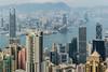Victoria Harbour - Hongkong 93/188 (*Capture the Moment*) Tags: 2017 birdsview central hongkoisland hongkong kowloon peak sonya7m2 sonya7mii sonya7mark2 sonyfe2470mmf4zaoss sonyilce7m2 thepeak vogelperspektive wanchai vonoben
