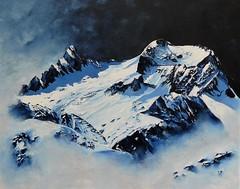 Le Neouvielle Acrylique 73x92 cm                              A VENDRE
