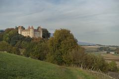 Châteaux de Champvent (Matthieu Valentin) Tags: champvent château suisse vaud
