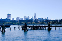 New York October (lynch134) Tags: newyork city skyline new york urban sky architecture eastriver downtown usa america