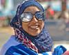 Little Miss Sunshine! - Explored! (DeeMac) Tags: hijab sunglasses sunshine sunflare d700 50mm smile grin hss happyslidersunday olympics paralympics