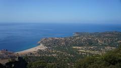 Panorama coastei sudice