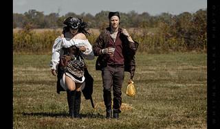 Pirates on Dry Land