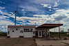 Deserted (Jim Nix / Nomadic Pursuits) Tags: 24240mm americana esso exxon happymotoring jimnix lightroom luminar macphun newmexico nomadicpursuits route66 sony sonya7ii tucumcari antique gasstation historic travel vintage