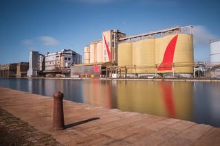 Port et industrie