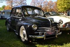 Renault 4cv (Monde-Auto Passion Photos) Tags: voiture vehicule auto automobile renault 4cv petite noir ancienne classique rare rareté rassemblement evenement france montereaufaultyonne