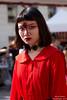 I love red (Photo(c)Mobile) Tags: lyon auvergnerhônealpes france fr croixrousse zombiewalk eos6d patman photomobile