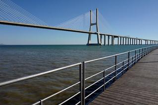 Lisboa, Ponte Vasco da Gama L1020092