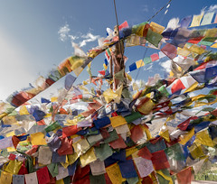 _DSC3865 (JohnReesPhoto) Tags: asia asialoc category daytime himalayas india jammuandkashmir ladakh littletibet mountains naturallandscape object places prayerflags rockformation seasontime summertime timeday touristdestination travelphotography