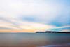 Fading Sunset (Simon Downham) Tags: sea scape seascape landscape water sun sky colours colourful pastel pastels fade fading autumn dsc0253
