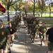 SEAC runs with Marine Corps University Sergeants Course