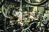 (Adrian_Bernal) Tags: canon film 35mm tulsa oklahoma guitar accordian bass jam storefront street analogue analog slr tomsbicycles uprightbass canonae1 cherrystreet bluegrass jazz expiredfilm canonae1p ae1p ae1program canonaseries fd50mmf18 analogico