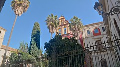 20171029_151155_HDR (uweschami) Tags: spanien espania malaga urlaub stadt alcazaba gibralfaro santaiglesia museopicasso plaza hafen mittelmeer