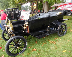 1914 Ford Model T Touring (splattergraphics) Tags: 1914 ford modelt touring carshow hagleymuseum wilmingtonde