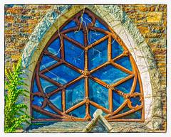 The Stone Church (Timothy Valentine) Tags: 2017 window fbpost vacation church wednesday 1017 brattleboro vermont unitedstates us musicvenue