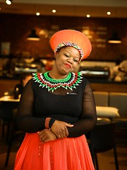 Heritage Day South Africa (peet-astn) Tags: heritageday southafrica woolworths kyalamicorner midrand nthombifuthi woman tradition tribal 2017 september 24th