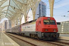 5618 CP (ɢ. ʙᴇʀᴇɴɢᴜᴇʀ [ ō-]) Tags: 5618 5600 cp lisboa lisboaoriente portugal railway railroad ffcc station locomotive ciudad estación