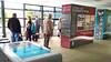 Rhondda Lido Visitor Centre Software and Hardware Installation