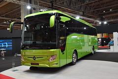 Mercedes Benz Tourismo - Unregistered (Transport Photos UK) Tags: adam nicholson transport photos uk bus coach 2017 birmingham nec nikon d5500 adamnicholson transportphotosuk adamnicholsontransport