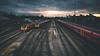 Clapham Junction (Gianpaolo Fusari) Tags: autumn clouds 2017 england london cinematic lumixg14f25 claphamjunction panasonic sunset trains railway battersea lumixgx7 dusk unitedkingdom gb