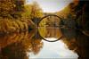The Rakotz bridge in Kromlau in Saxony (Ostseetroll) Tags: deu deutschland gablenz geo:lat=5153659182 geo:lon=1463914691 geotagged kromlau sachsen rakotzbrücke spiegelungen reflections