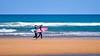Surfistas (allabar8769) Tags: agua cantabria liencres mar paisaje personas playa surfistas