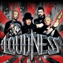 LOUDNESS 画像