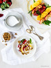 Grilled Fruit with Maple Buckwheat Crumble (84thand3rd) Tags: jenniferjenner 84thand3rd 84th3rd recipe summergrilling skewers summerskewers