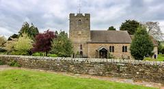 Church of St. John the Baptist in Stokesay (garywebb01) Tags: stjohnthebaptist stokesay landscape church