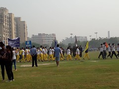 BPIBS at GGSIPU Sports Meet