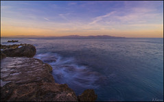 Sunset (antoniocamero21) Tags: atardecer color foto sony lescala girona catalunya