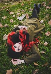 (Bruna M l Fotografia) Tags: outono rio grande do sul autumn red hair cabelo vermelho