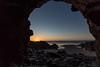 Sunset (khan.Nirrep.Photo) Tags: cave grotte galet bretagne breizh bleu blue beach presquile plage paysage litoral lumière finistère falaise iroise ciel sky sunset seascape soleil sea sable sun canon canon6d canon1635mmf28