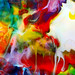 Flowing Translucent Paints