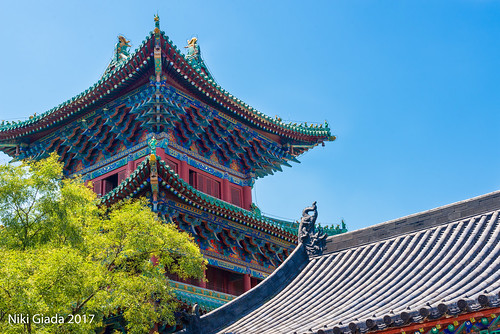 Shaolin Temple - Roofs