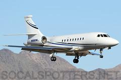N888WL (SoCalSpotters) Tags: dassault falcon2000 socalspotters n888wl f2th ksdl scottsdale
