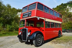 748 JRX823 (PD3.) Tags: 748 jrs823 jrx 823 britol ecw ksw thames valley amberley west sussex chalk pits museum bus buses preserved vintage coach heritage centre show historic history