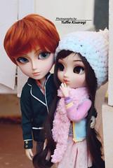 """Hey, Makoto!"" (·Yuffie Kisaragi·) Tags: doll dolls pullip youtsuzu custom yuzuaesthetics makoto taeyang romantic mad hatter alex obitsu rewigged rechipped"