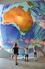 Taking The Kids To Australia (Joe Shlabotnik) Tags: maine yarmouth sue delorme globe australia proudparents garmin eartha everett violet july2017 2017 afsdxvrzoomnikkor18105mmf3556ged faved