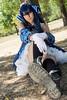 Umi Sonoda (Giulia Zucchero) Tags: umi umisonoda lovelive love live cosplay cosplayer cosplaygirl model posing anime manga idol schoolidol llsif portrait