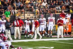 Nick Saban strolls the sideline. (Redbird310) Tags: ncaa football college sec nashville alabamacrimsontide vanderbiltcommadores sports ball