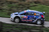 FORD FIESTA @ WALES RALLY GB 28/10/2017 (Jason Gambone J-Peg) Tags: ford rally fiesta speed nikon tamaron walesrallyuk sport driving driver