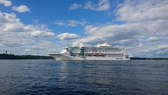 BIRKA (Explored) (skumroffe) Tags: birka msbirka birkacruises cruiseship kryssningsfartyg ship schiff fartyg nackastrand nacka stockholm sweden
