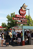 Burgers! Along Route 99 in Tacoma (Pacific Highway) (flyingaxel) Tags: burgers tacoma route99 hwy 99 neon sign