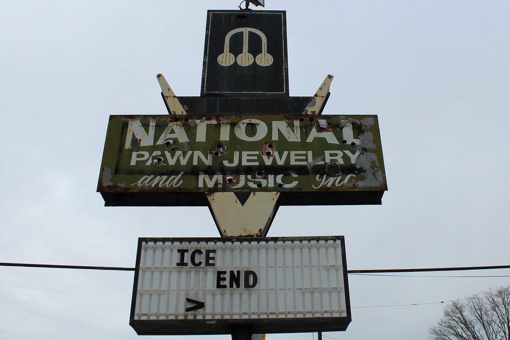 The world 39 s best photos of alabama and neon flickr hive mind for Jewelry pawn shops birmingham al
