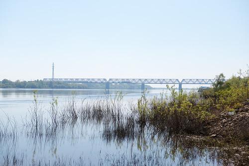 Oka river ©  Andrey