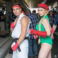 DSC09169 (g28646) Tags: nycc newyorkcomiccon nycc2017 cosplay streetfighter cammy
