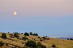 Full moon (mmalinov116) Tags: full moon landscape view panorama nature
